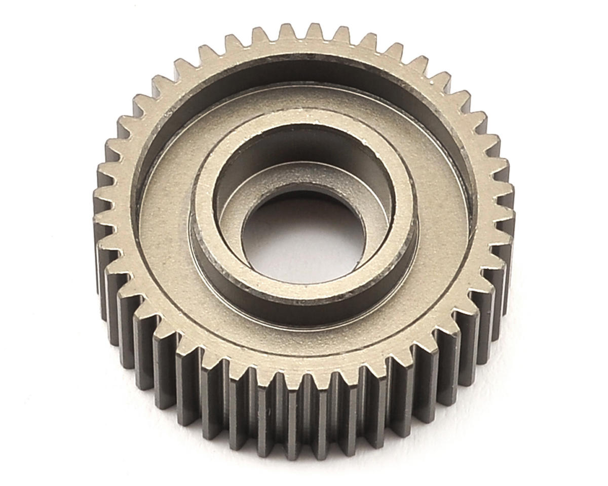 Team Losi Racing 3-Gear Laydown Aluminum Idler Gear