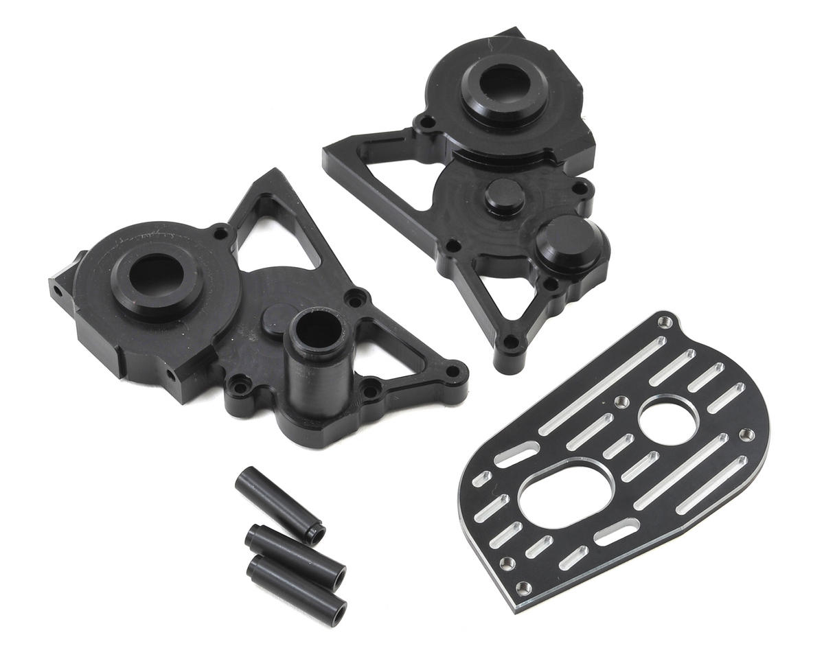 "Team Losi Racing 22 3.0 3-Gear ""Dirt"" Laydown Gearbox Case Set"