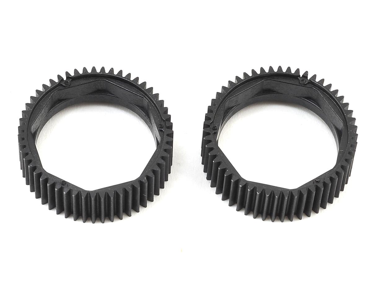 2WD Composite Gear Diff Gear (2) by Team Losi Racing