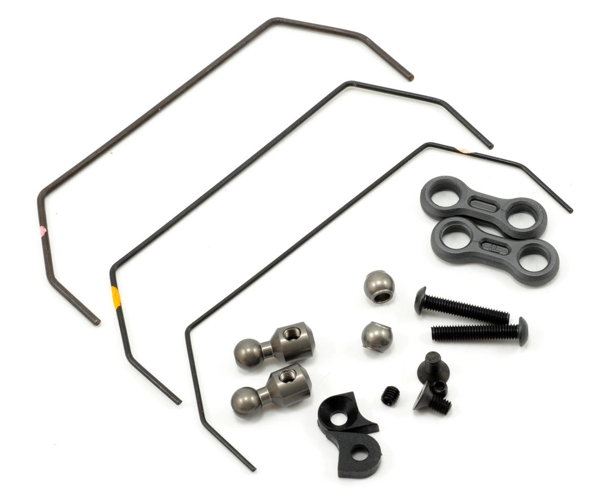 Front Sway Bar Kit by Team Losi Racing