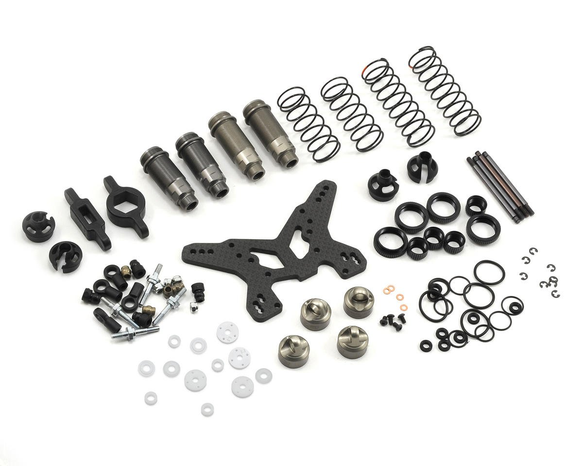 Team Losi TEN-SCTE Racing SCTE to 22 Shock Conversion Set