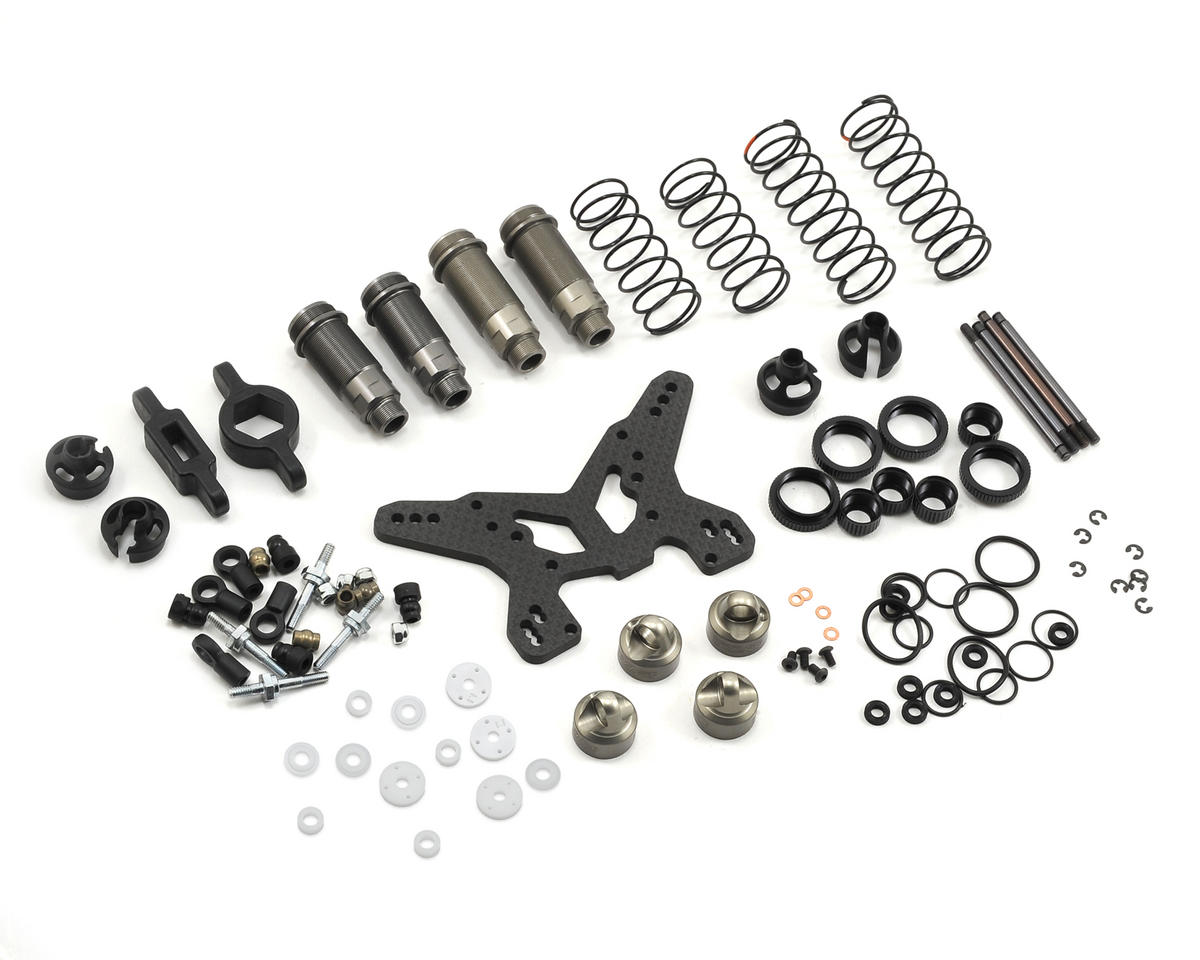 Team Losi TEN-SCT Nitro Racing SCTE to 22 Shock Conversion Set