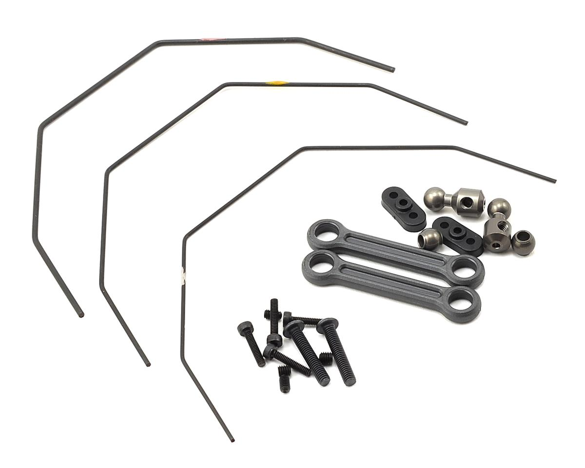 Team Losi Racing 22SCT 3.0 Rear Sway Bar Set