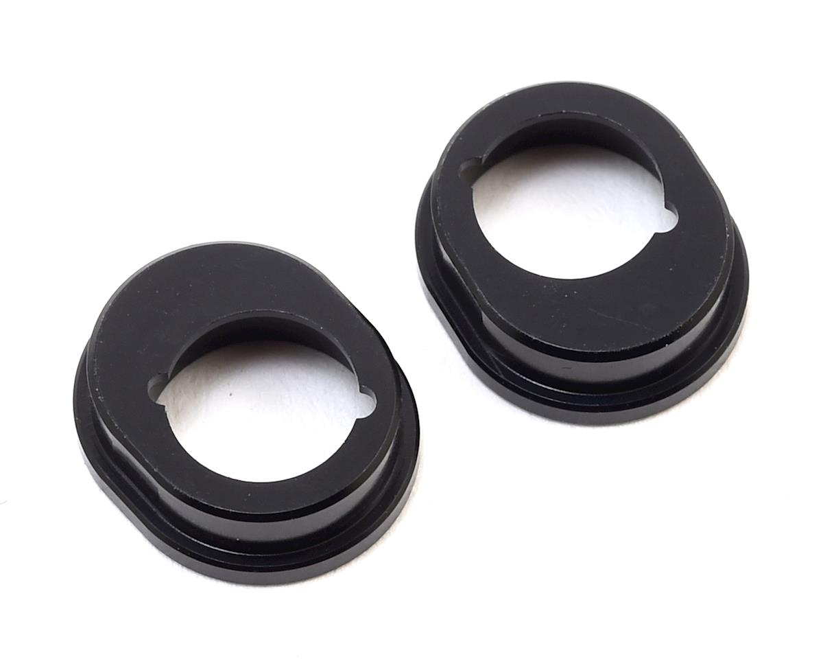Team Losi Racing Aluminum Spindle Insert Set (2/4mm Trail) (All 22)