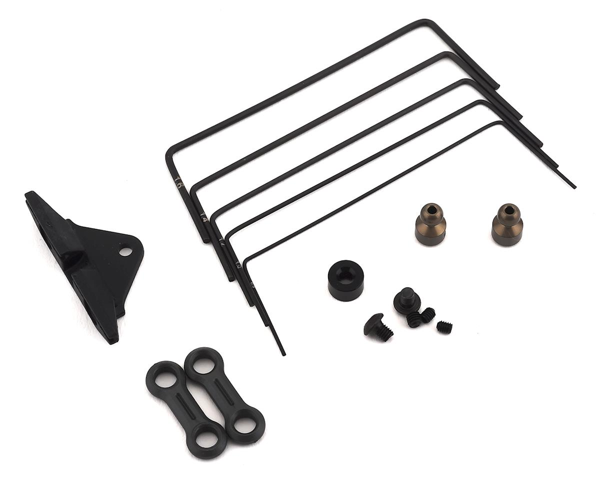 Team Losi Racing 22 5.0 Front Sway Bar Set