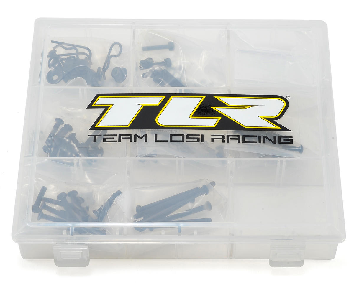 Team Losi 22T 2.0 Racing TLR 22 Series Metric Hardware Box