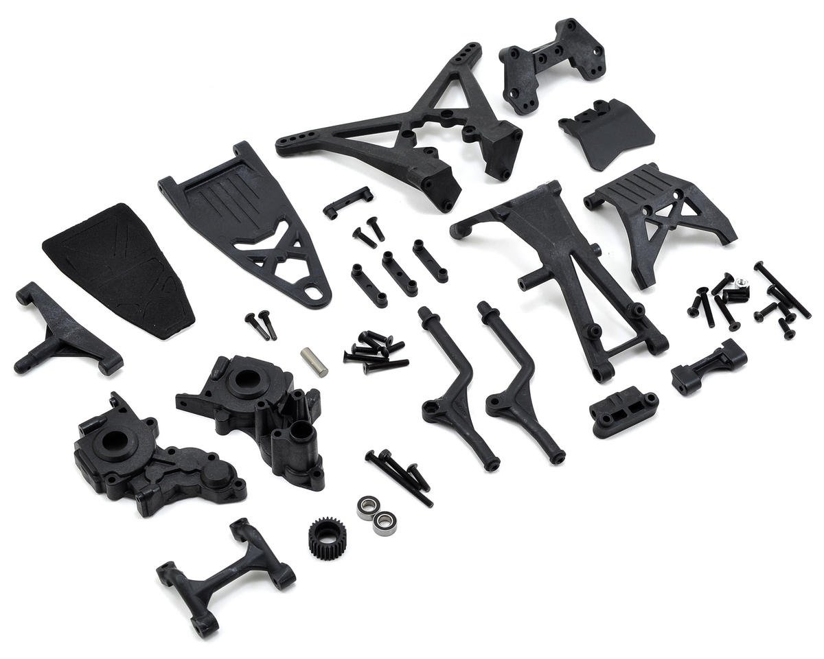 Team Losi Racing 22T/22SCT Mid Motor Conversion Kit