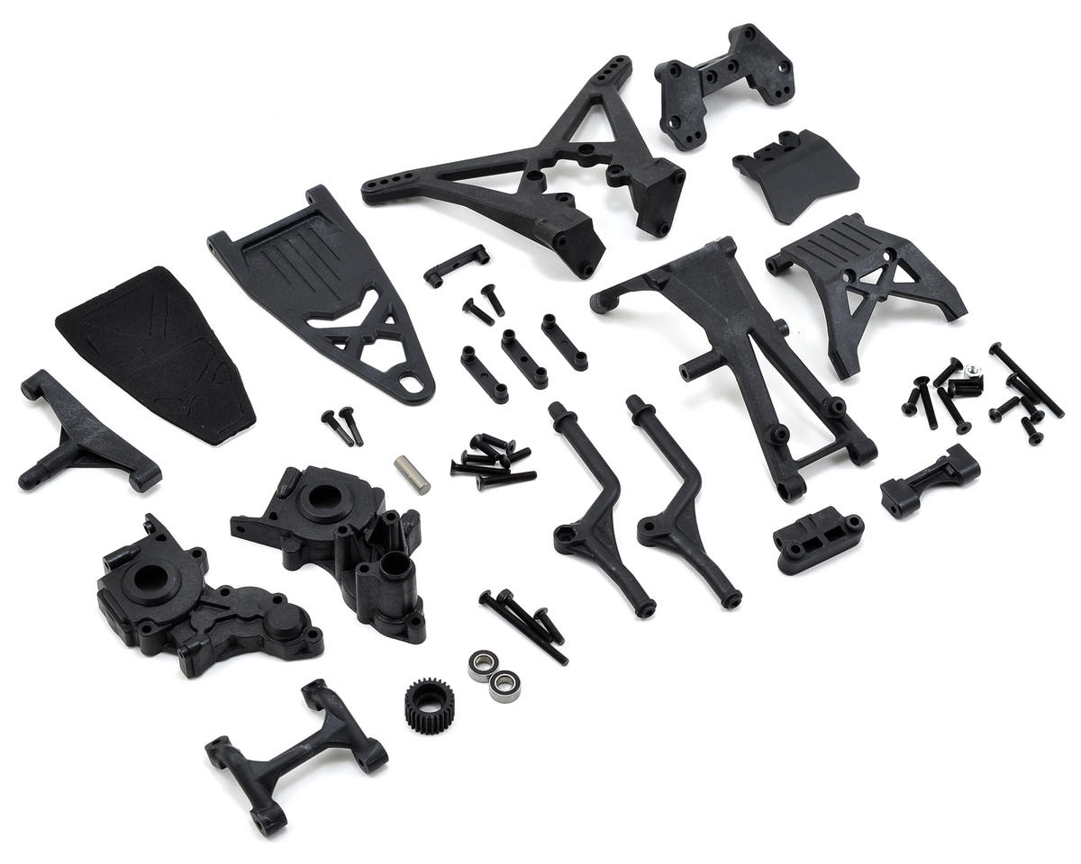 Team Losi 22T Racing 22T/22SCT Mid Motor Conversion Kit
