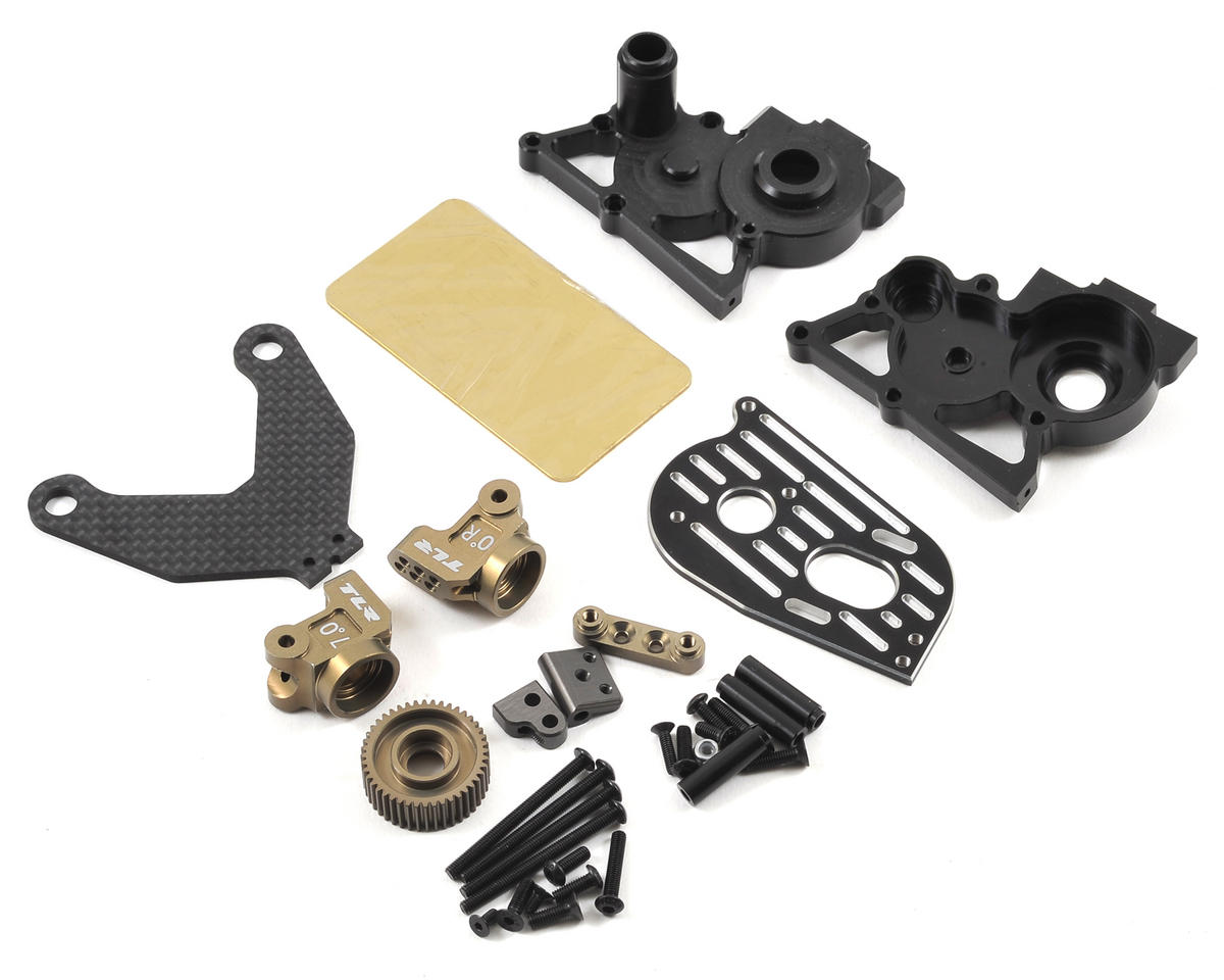 Team Losi Racing 22 3.0 3-Gear Laydown Transmission Conversion Kit