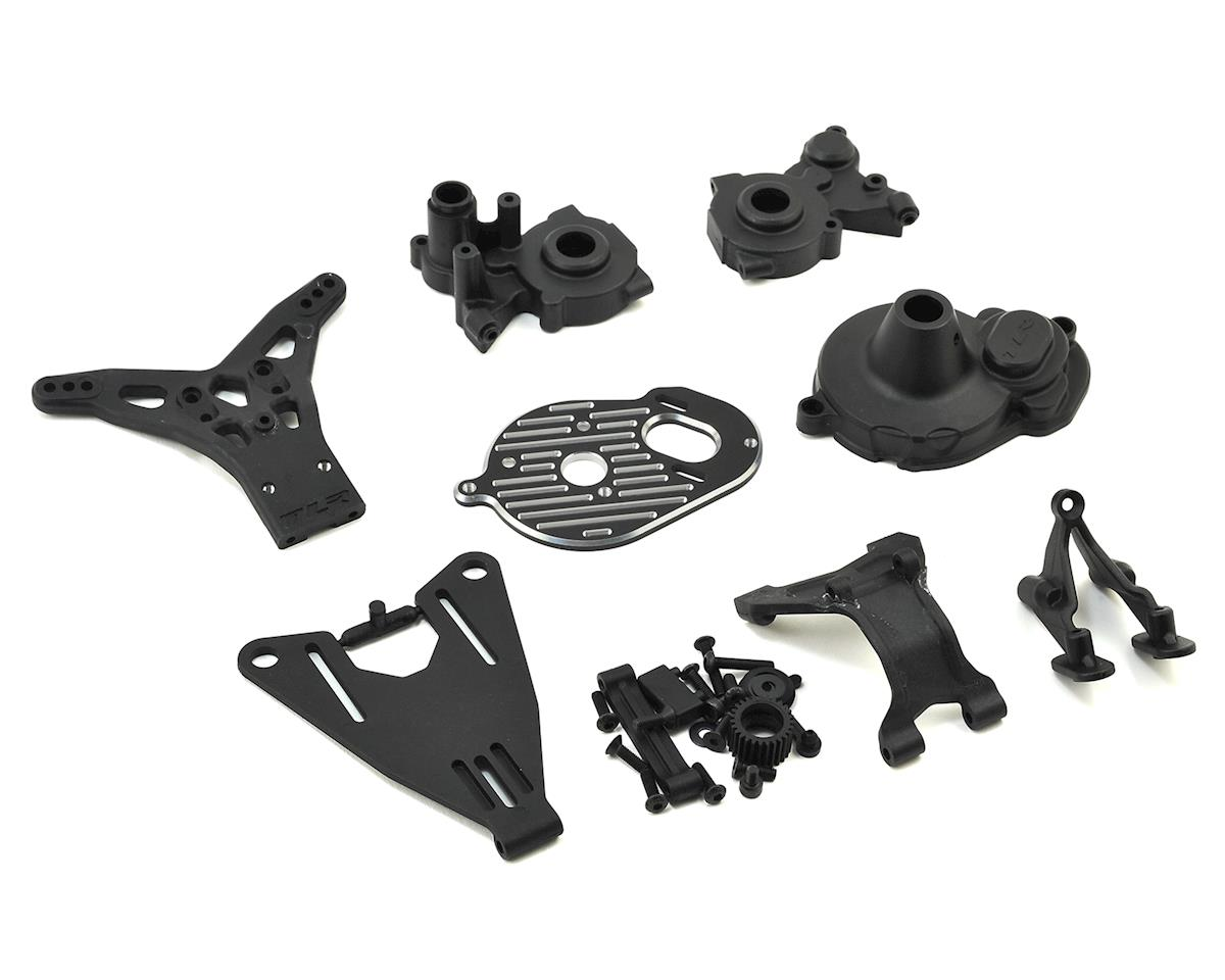 Team Losi 22 4.0 Racing Stand Up Transmission Conversion