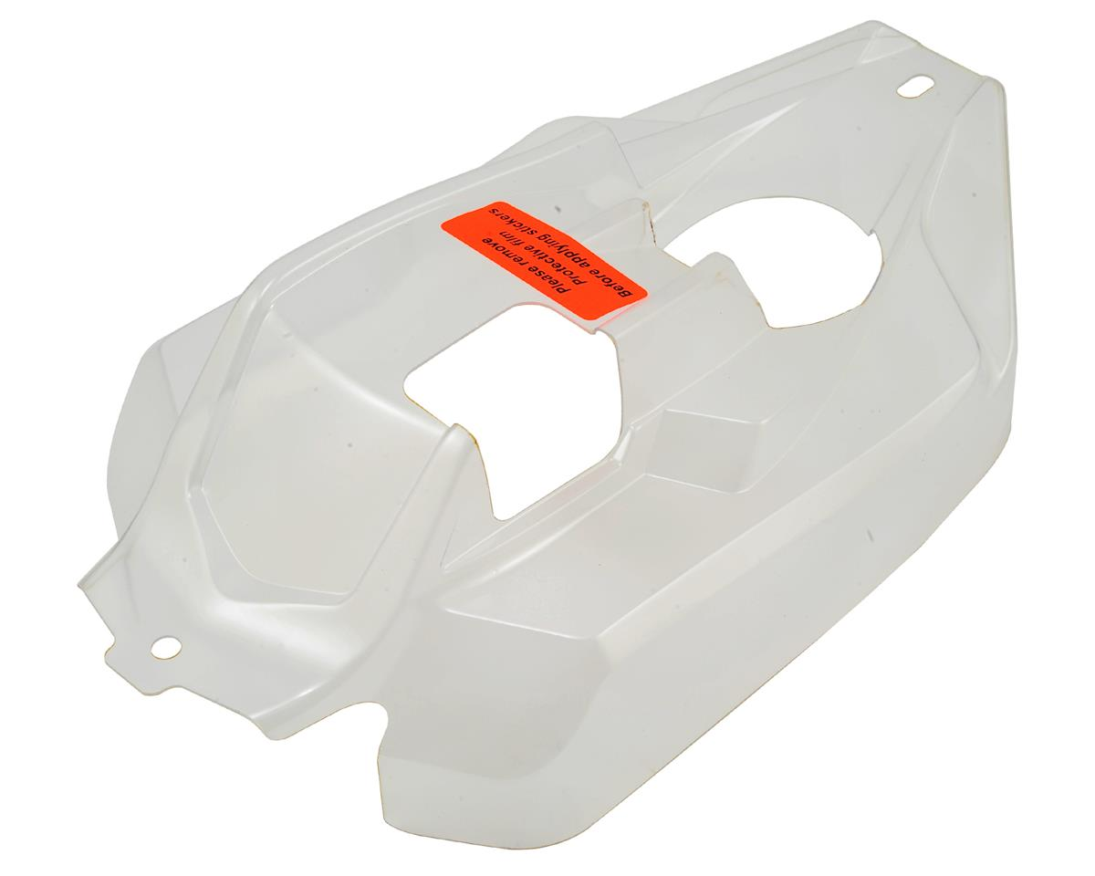8IGHT 4.0 Highdown Force Body Set (Clear) by Team Losi Racing