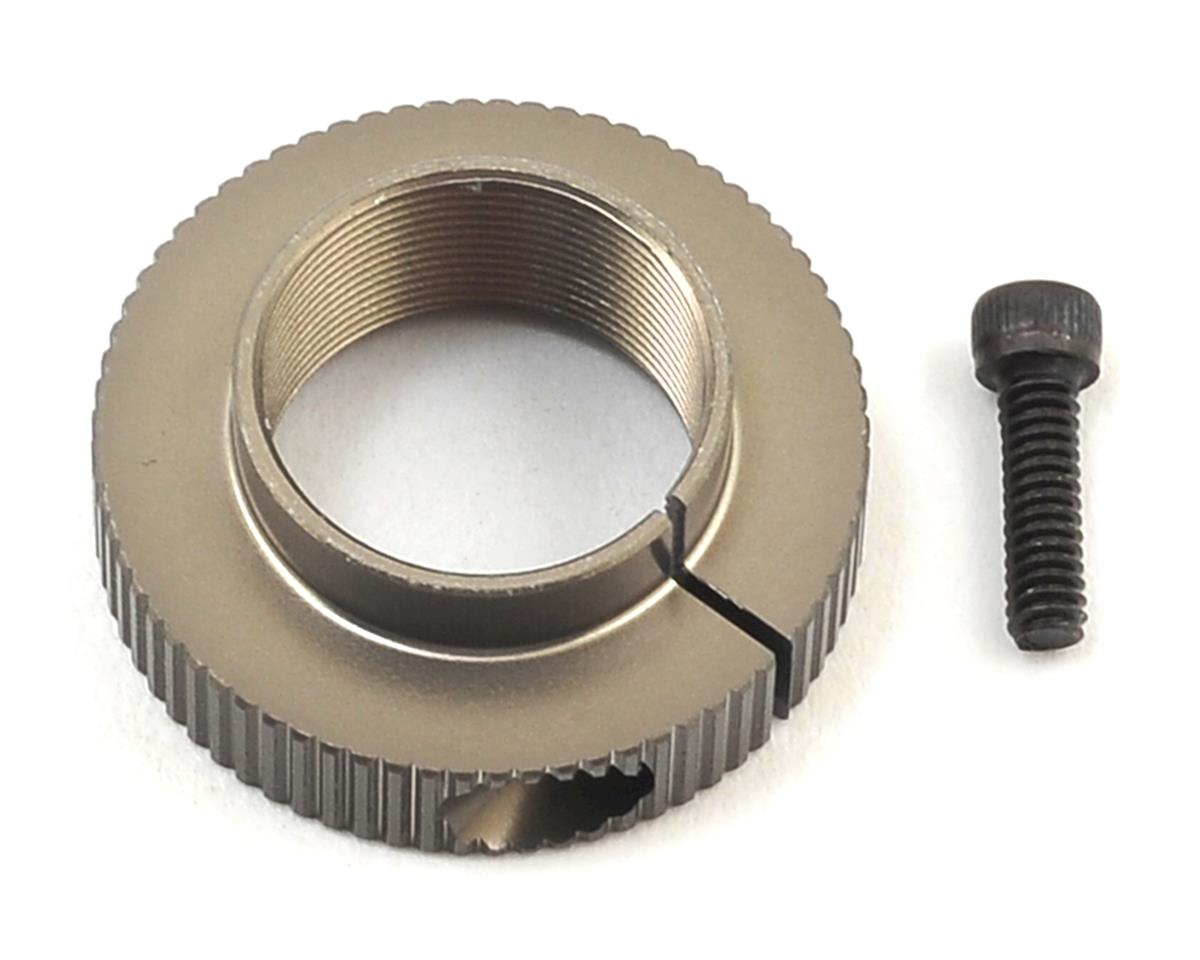 8IGHT 4.0 Clamping Servo Saver Nut by Team Losi Racing