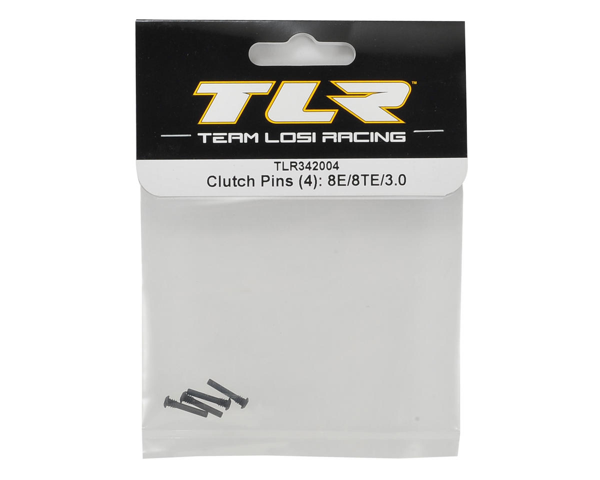 Team Losi Racing Electric Clutch Pin (4)