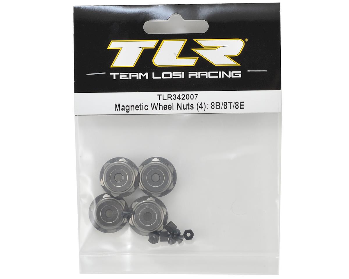 Team Losi Racing Magnetic Wheel Nuts (4)