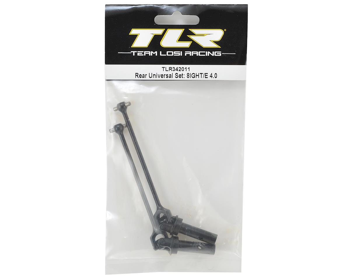 Team Losi Racing 8IGHT 4.0 Rear Universal Set