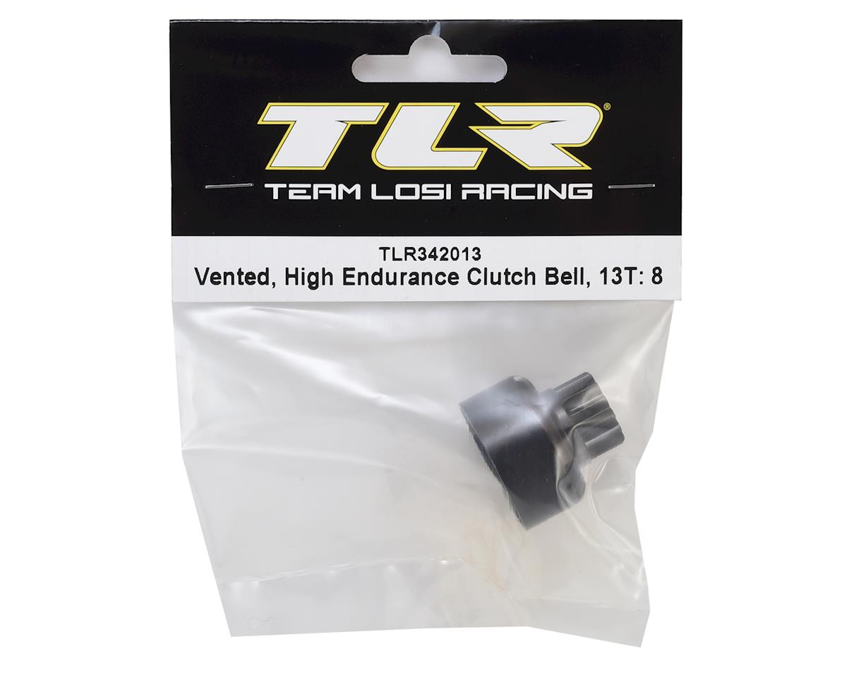 Image 2 for Team Losi Racing 8IGHT-X High Endurance Vented Clutch Bell (13T)