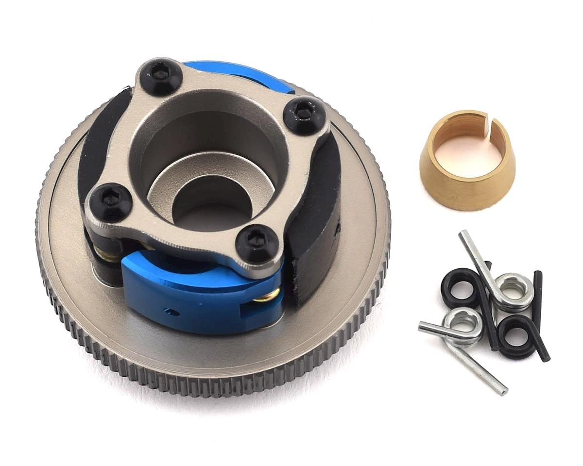 Team Losi Racing 8IGHT-X Prebuilt Aluminum 4 Shoe Clutch | relatedproducts