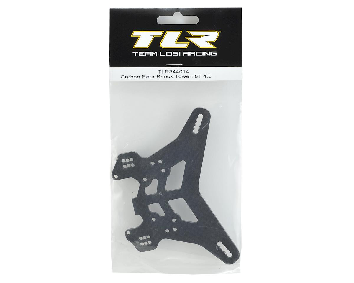 Team Losi Racing 8IGHT-T 4.0 Carbon Rear Shock Tower