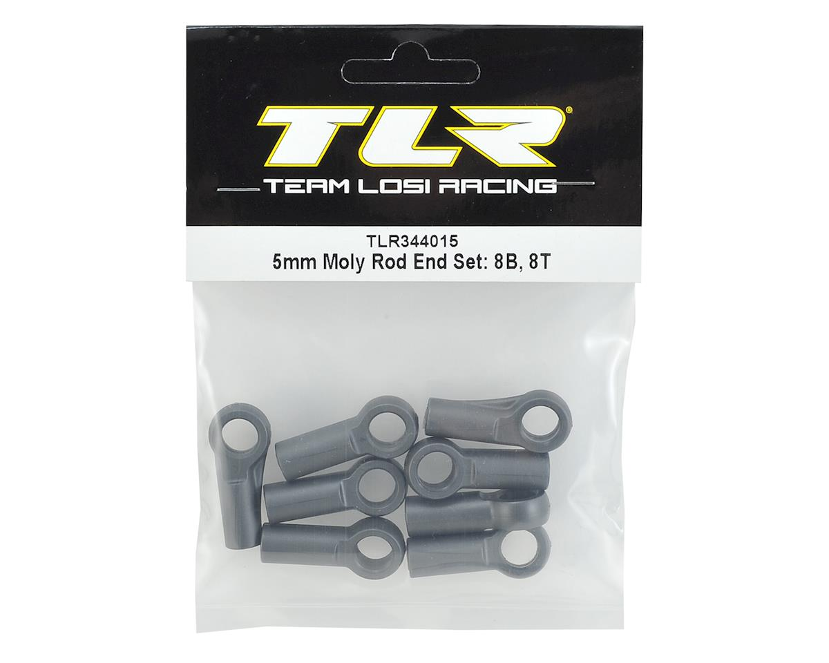 Team Losi Racing 8IGHT 5mm Moly Rod End Set