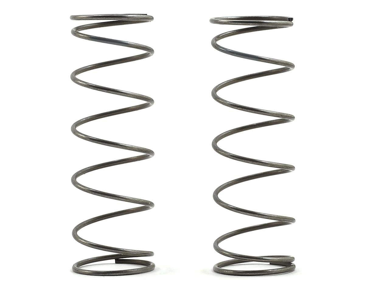 Team Losi Racing 16mm EVO Front Shock Spring Set (Grey - 5.5 Rate) (2)
