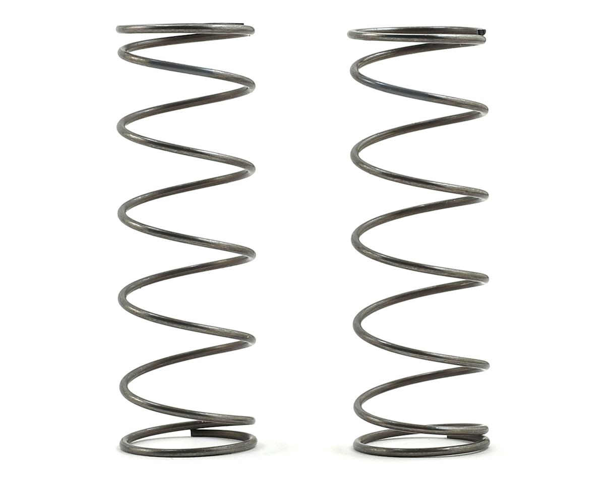 16mm EVO Front Shock Spring Set (Grey - 5.5 Rate) (2) by Team Losi Racing