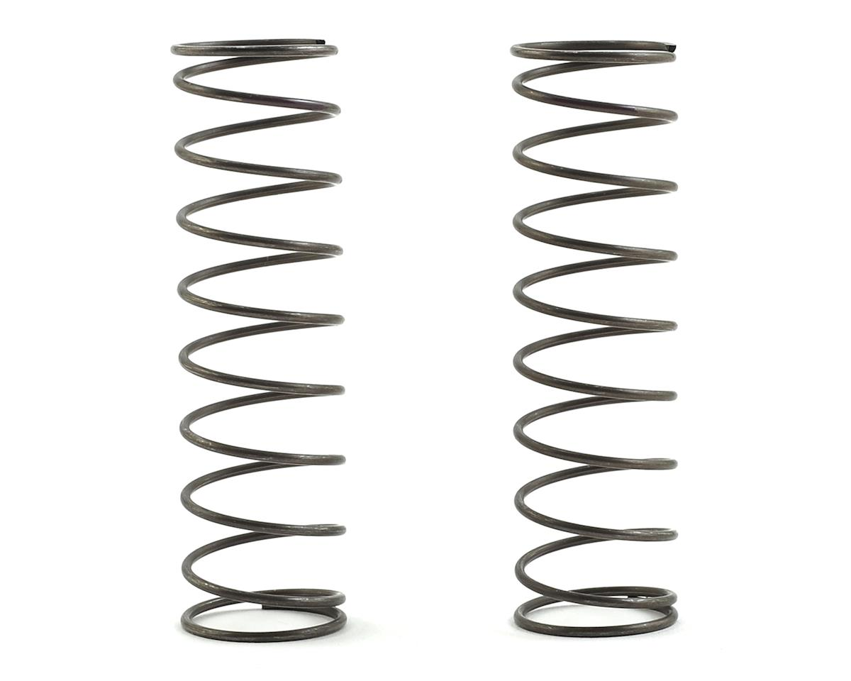 Team Losi Racing 16mm EVO Rear Shock Spring Set (Brown - 3.6 Rate) (2)