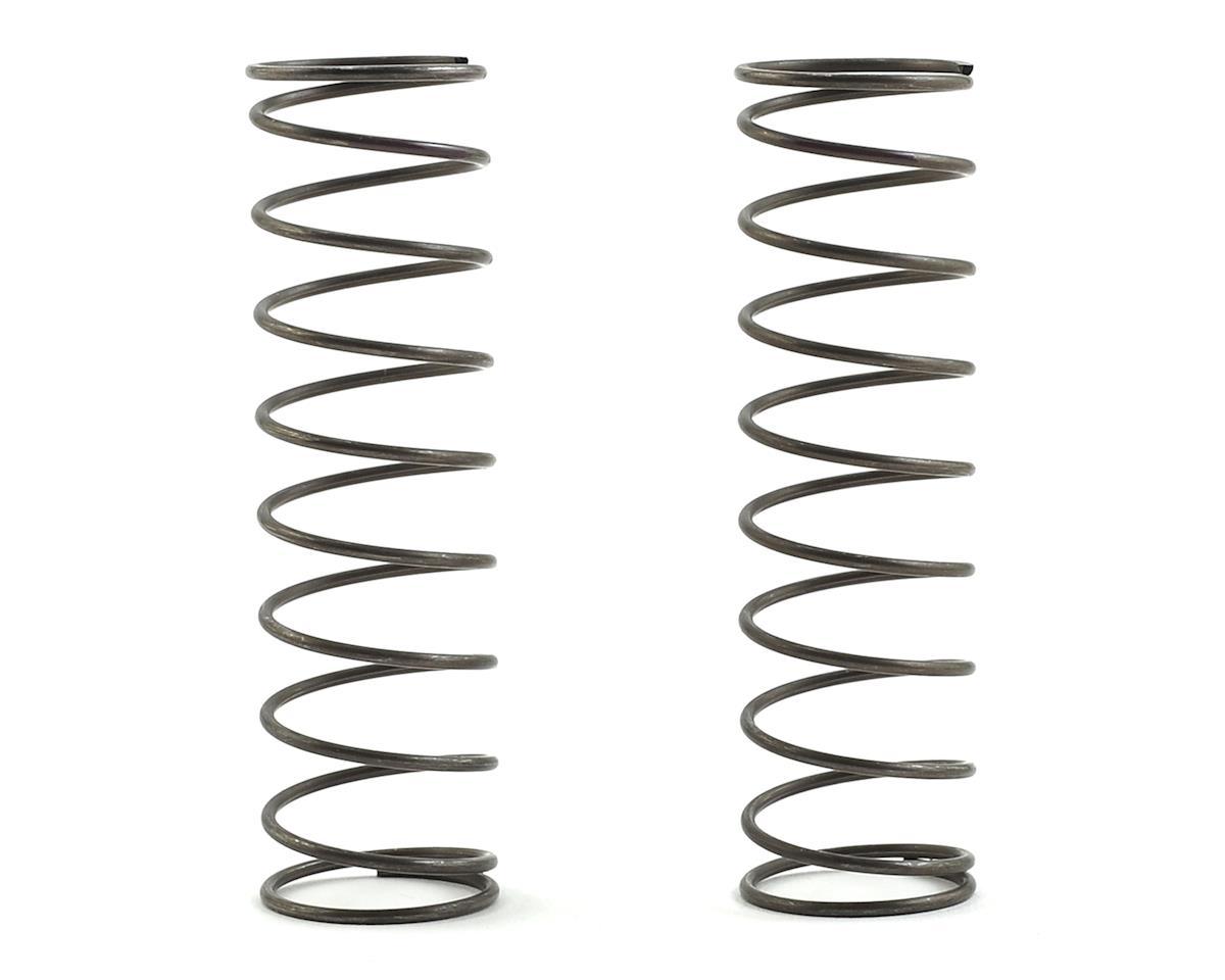 16mm EVO Rear Shock Spring Set (Brown - 3.6 Rate) (2) by Team Losi Racing