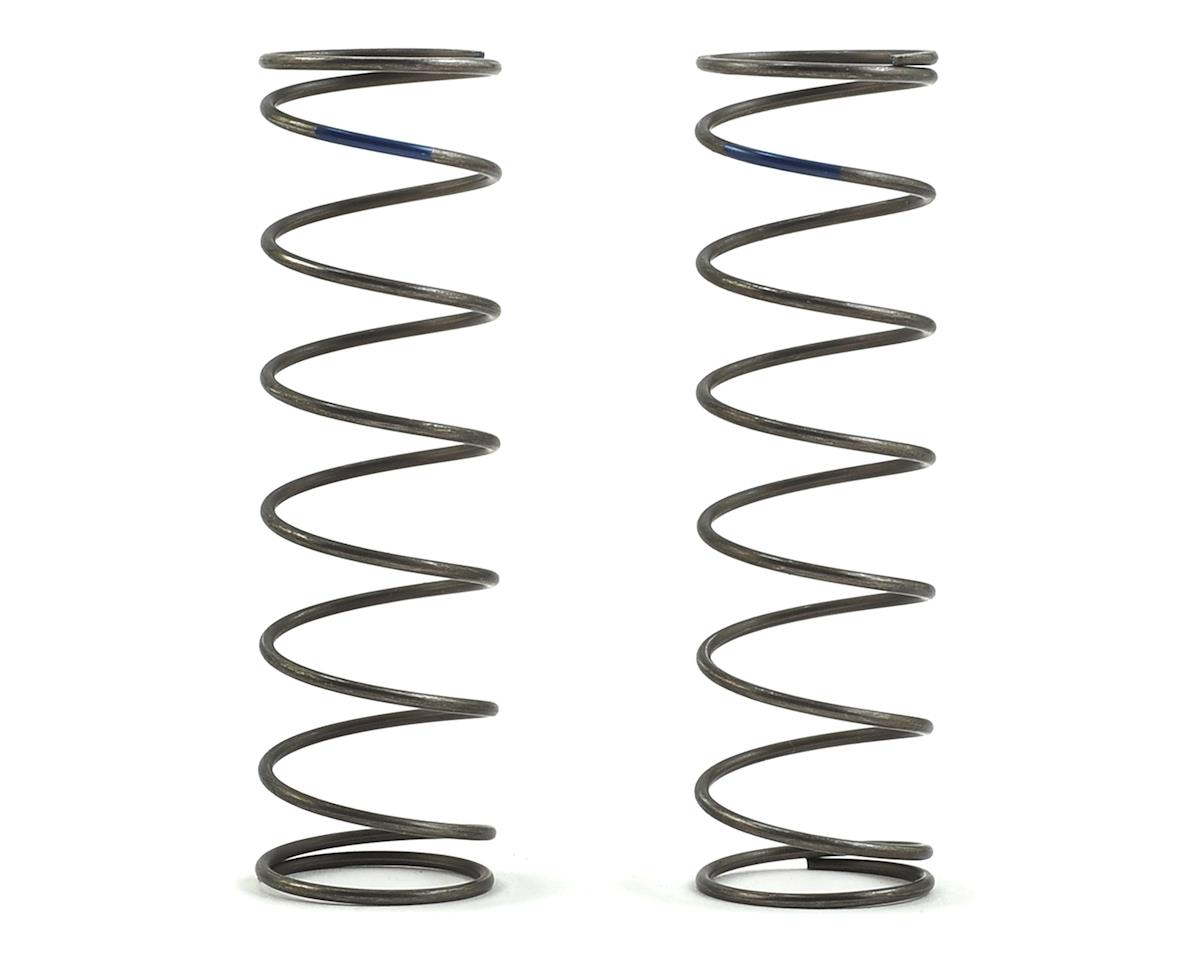 Team Losi Racing 16mm EVO Rear Shock Spring Set (Blue - 4.6 Rate) (2)