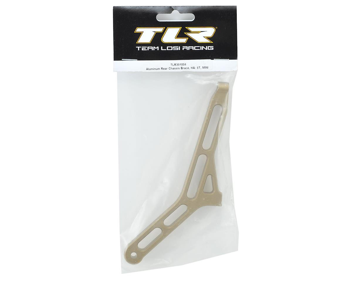 Team Losi Racing 5IVE-T Aluminum Rear Chassis Brace