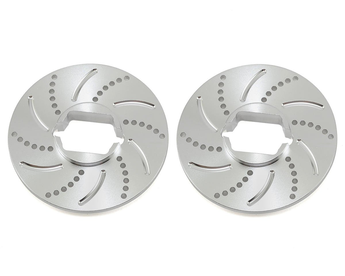 Team Losi Racing Aluminum Wide Base Disc Brake (2)