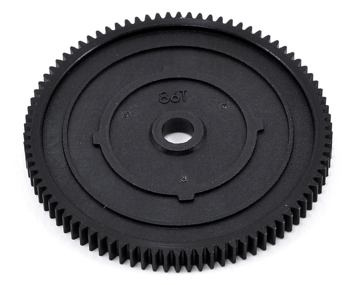 48P Spur Gear (86T) (Made with Kevlar) by Team Losi Racing