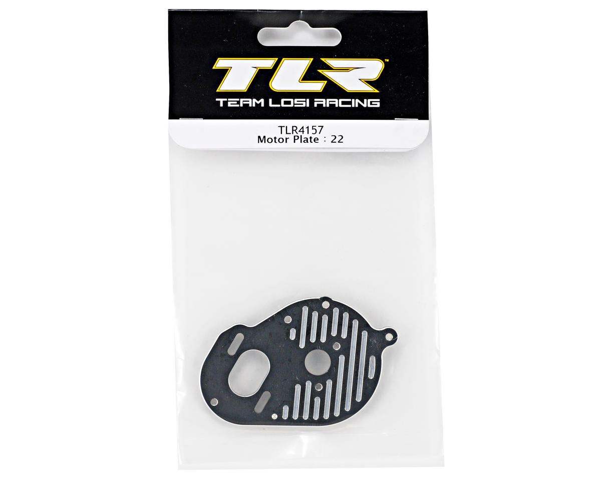 Team Losi Racing Motor Plate (TLR 22)