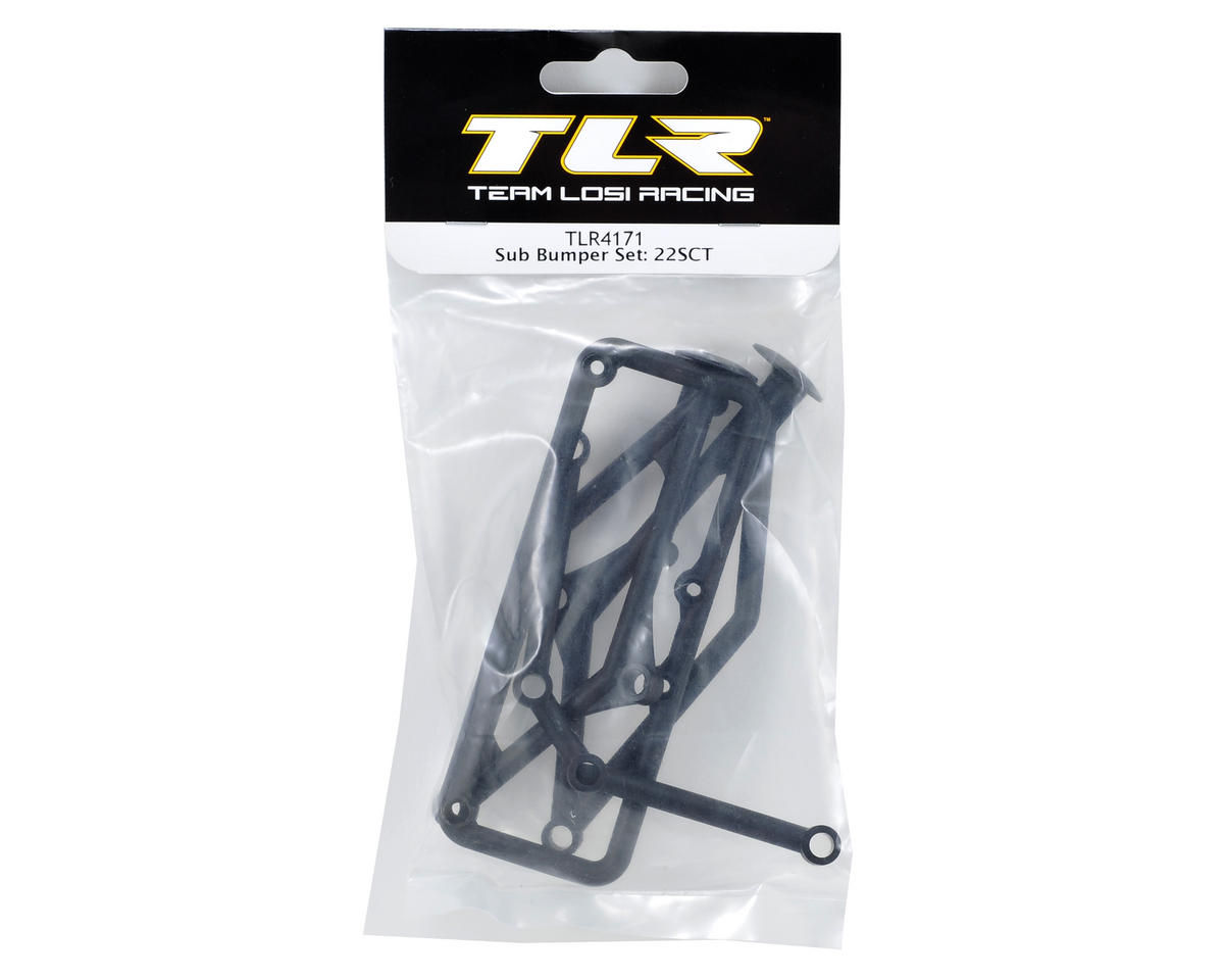 Team Losi Racing Sub Bumper Set