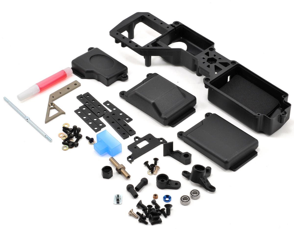 "Team Losi 8IGHT 2.0 Racing ""Gen III"" Radio Tray"