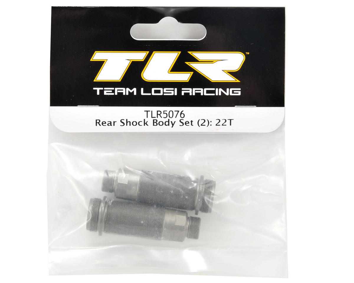 Team Losi Racing Rear Shock Body Set (2)