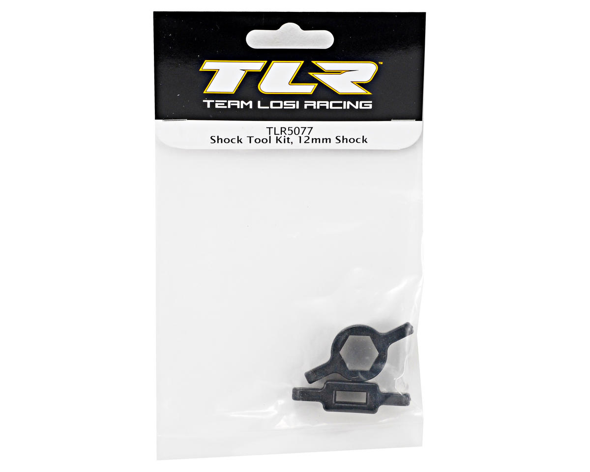 Team Losi Racing 12mm Shock Tool Kit (TLR 22)