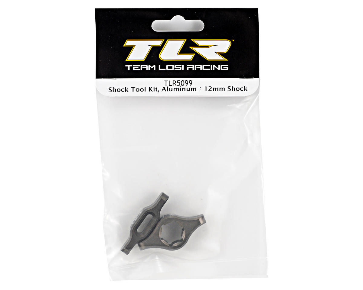 Team Losi Racing Aluminum Shock Tool Kit (TLR 22)