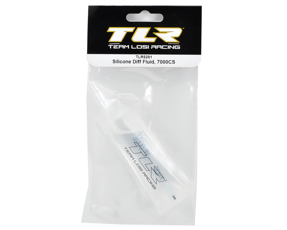 Team Losi Racing Silicone Differential Oil (30ml) (7,000cst)
