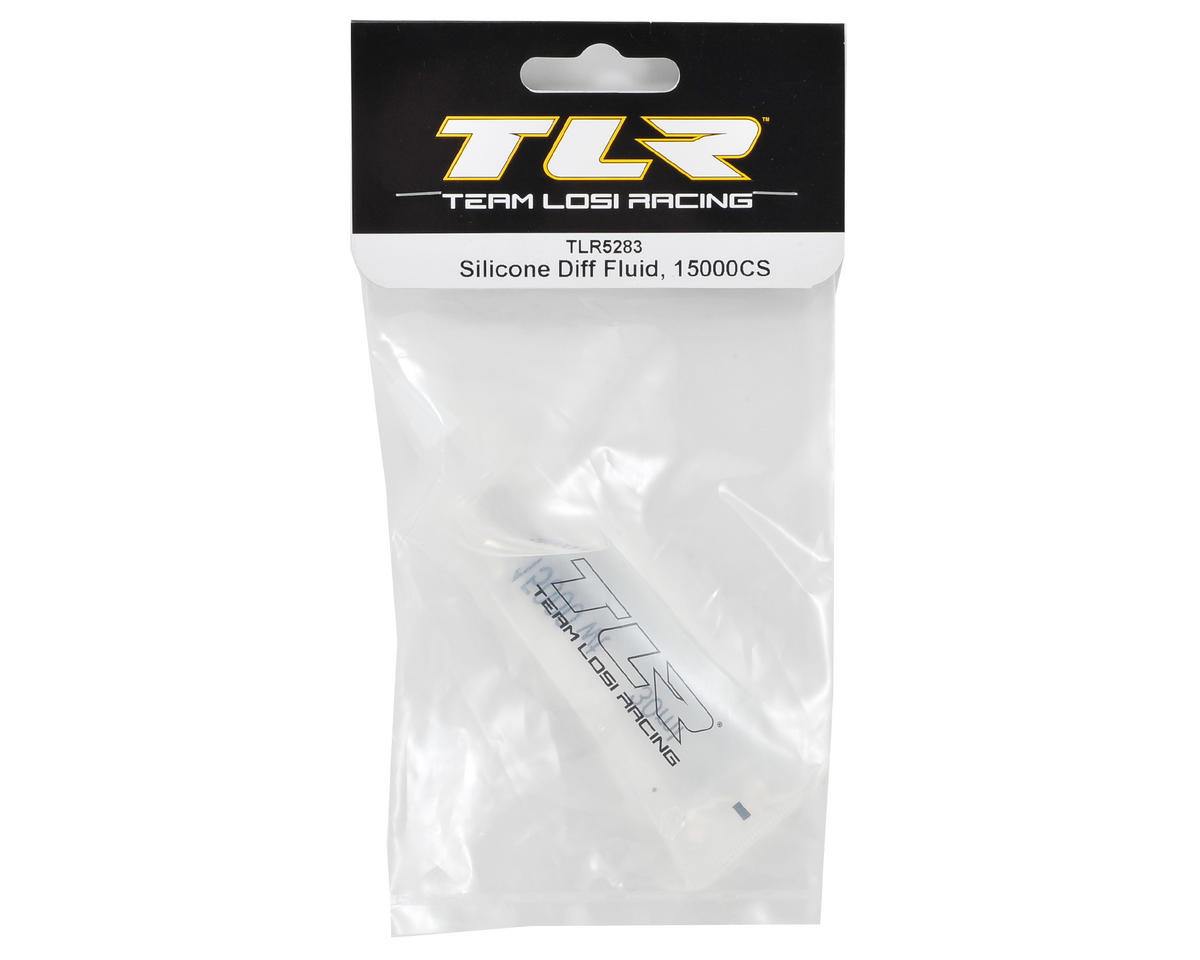 Team Losi Racing Silicone Differential Oil (30ml) (15,000cst)