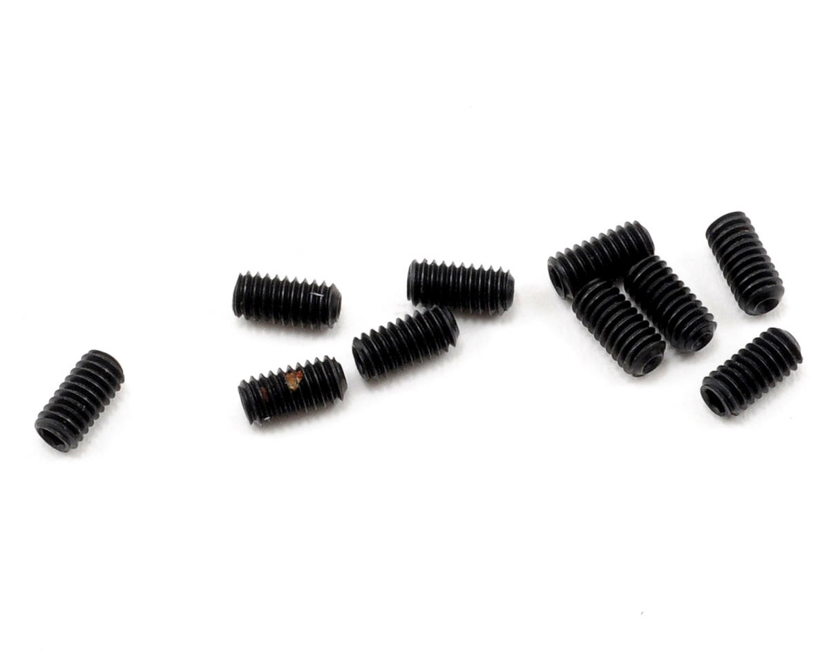 Team Losi Racing 2.5x5mm Cup Point Set Screw (10)