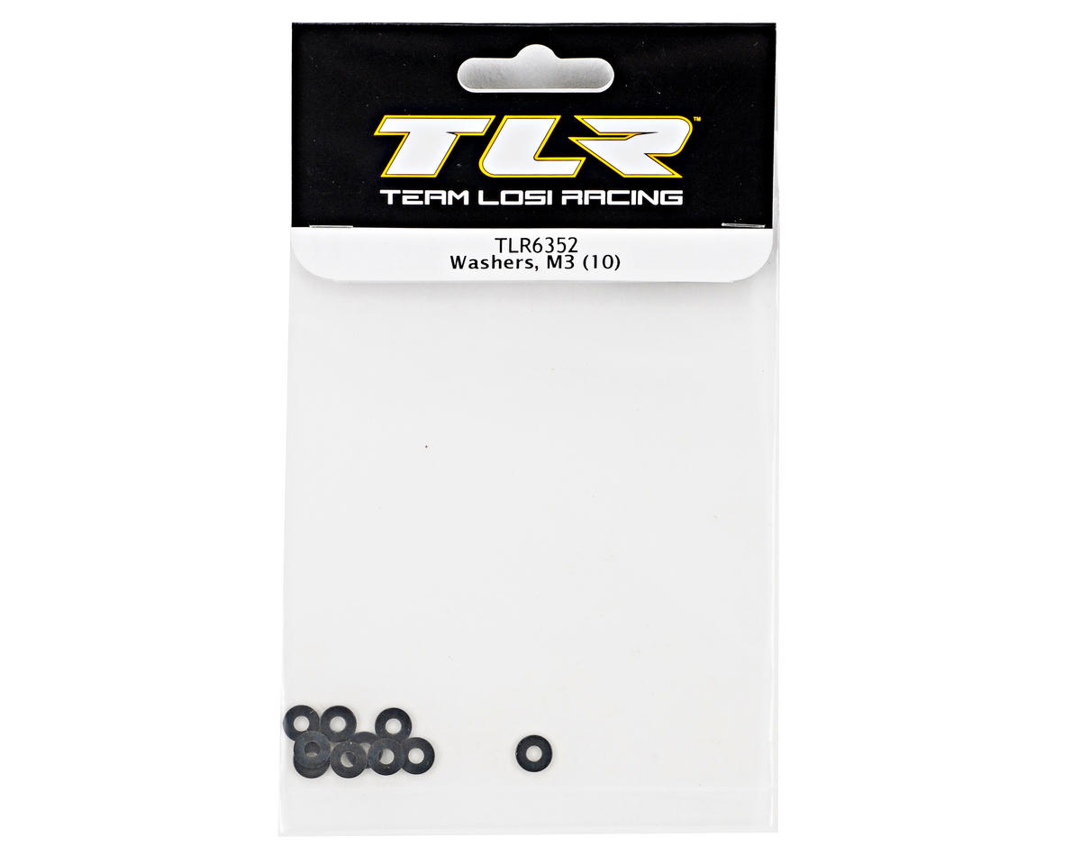 Team Losi Racing M3 Washer (10)