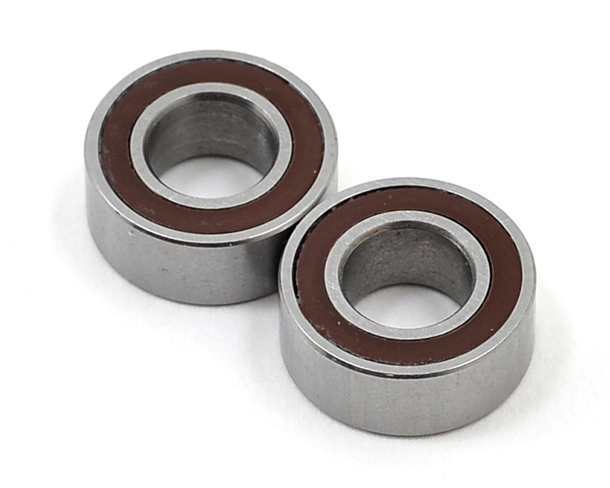 5x10x4mm Heavy Duty Bearing (2) by Team Losi Racing