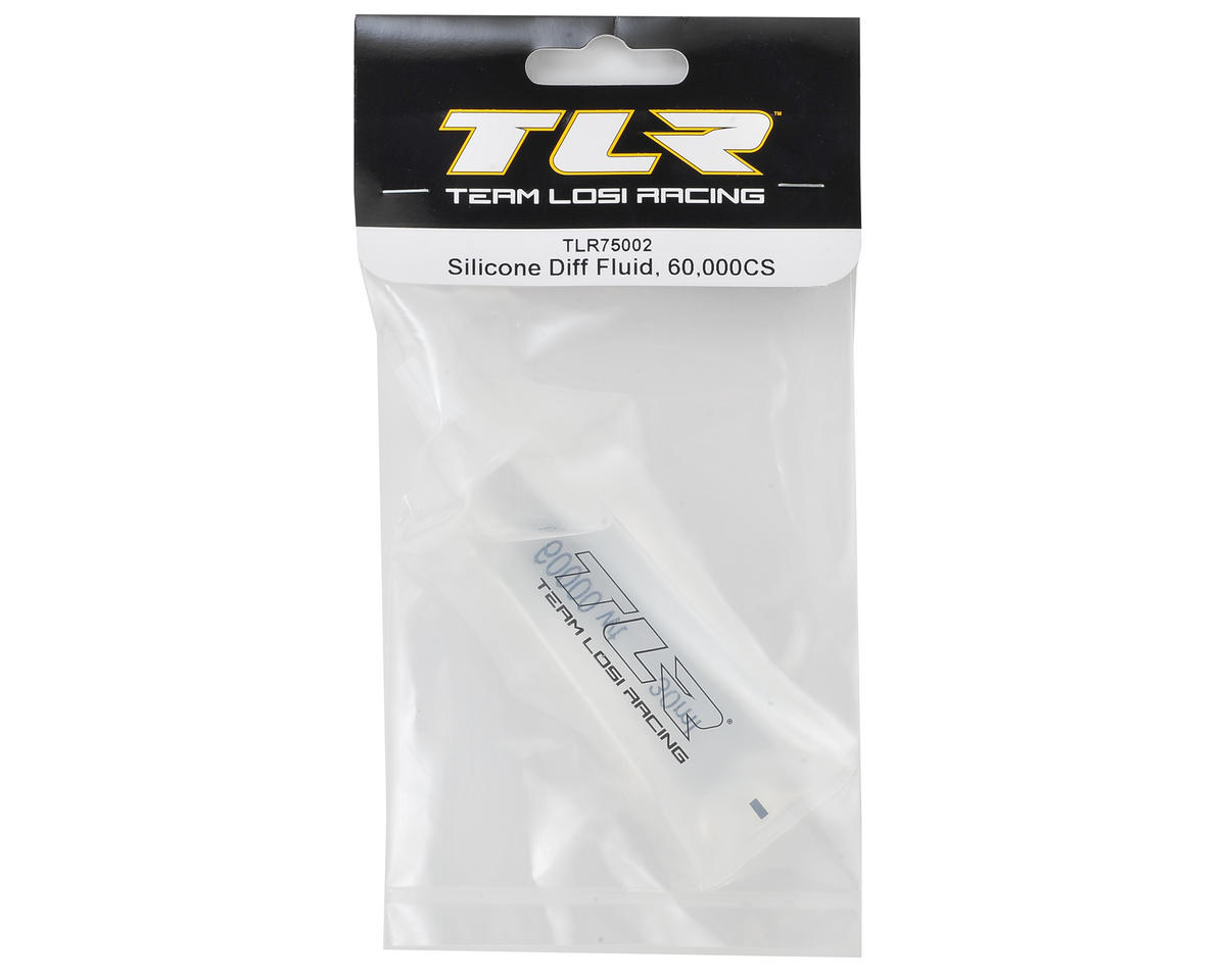 Team Losi Racing Silicone Differential Oil (30ml) (60,000cst)