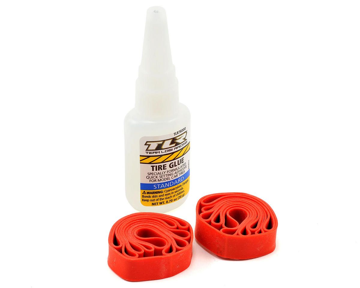 Team Losi Racing On-Road Tire Gluing Kit