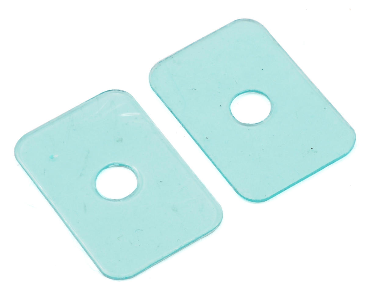 Team Losi Racing Lexan Body Washer Set (2)