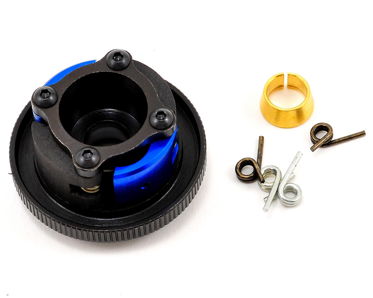 Team Losi 8IGHT-T 2.0 Racing Pre-Built Steel 4 Shoe Clutch