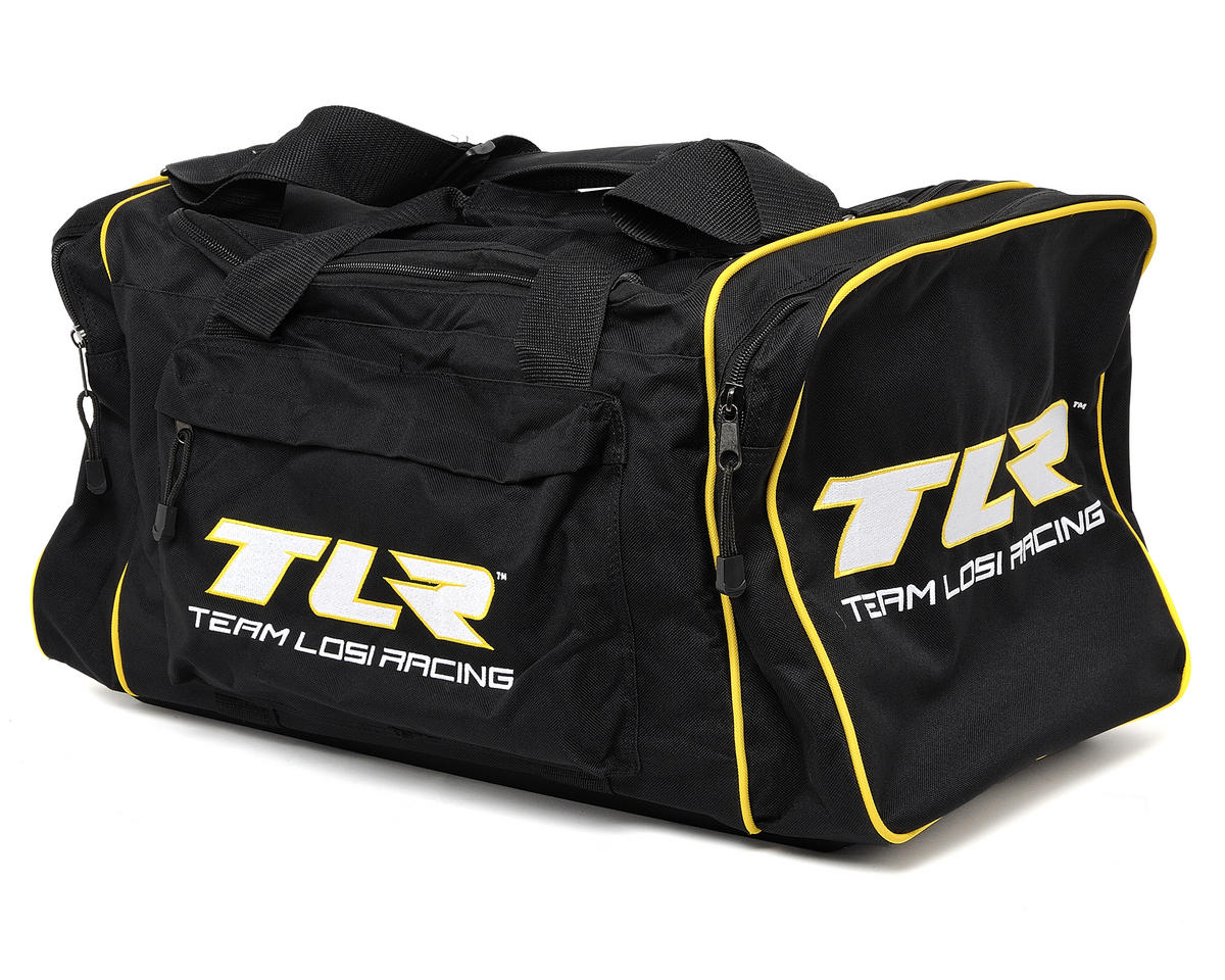 TLR Embroidered Cargo Bag by Team Losi 8IGHT-T 4.0 Racing