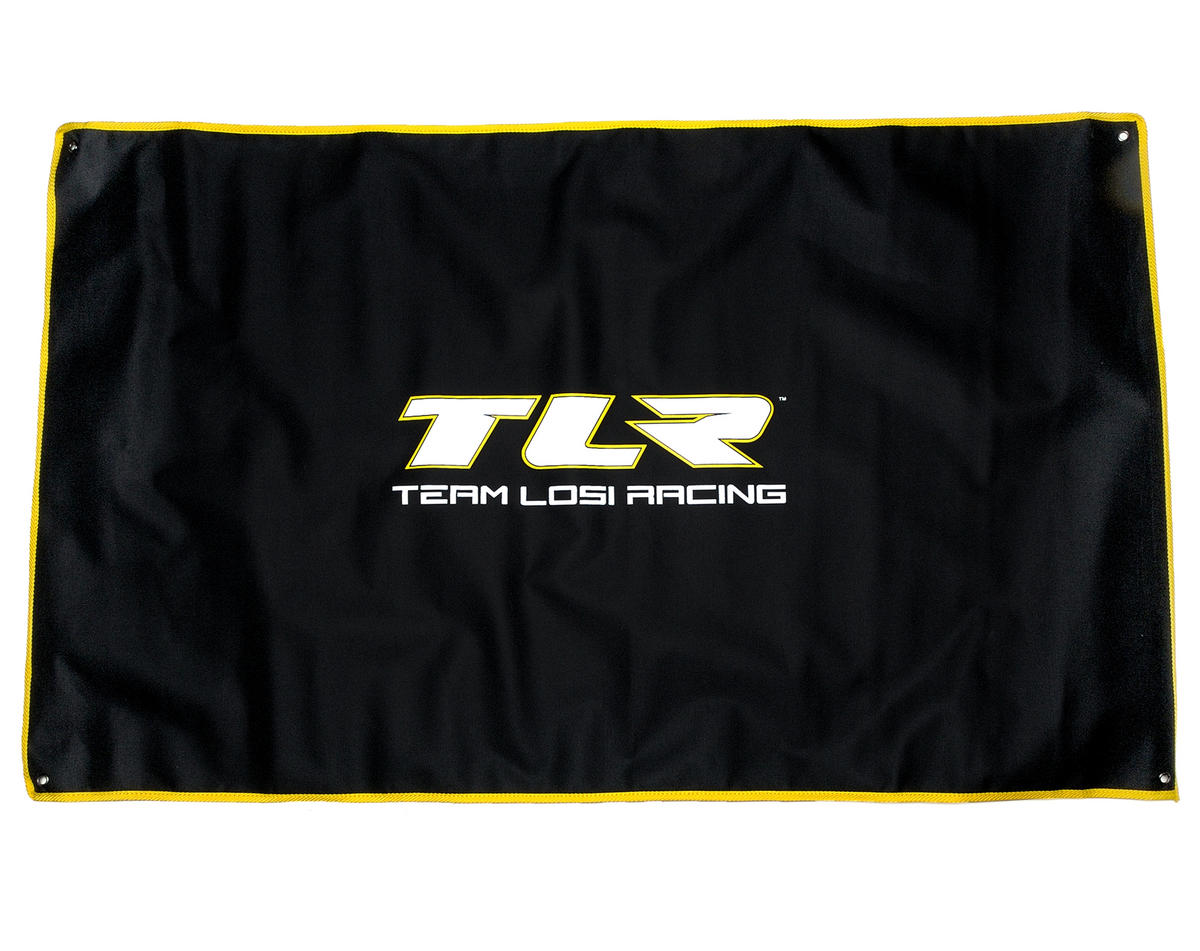 Team Losi Racing Large TLR Pit Mat (120x74cm)