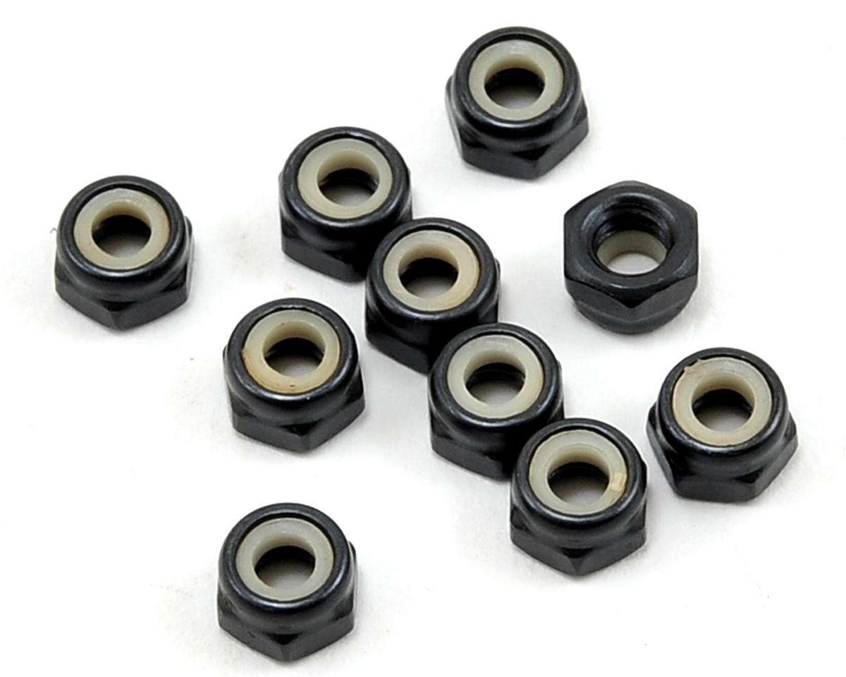 Team Magic 3.5mm Locknut Set (10)