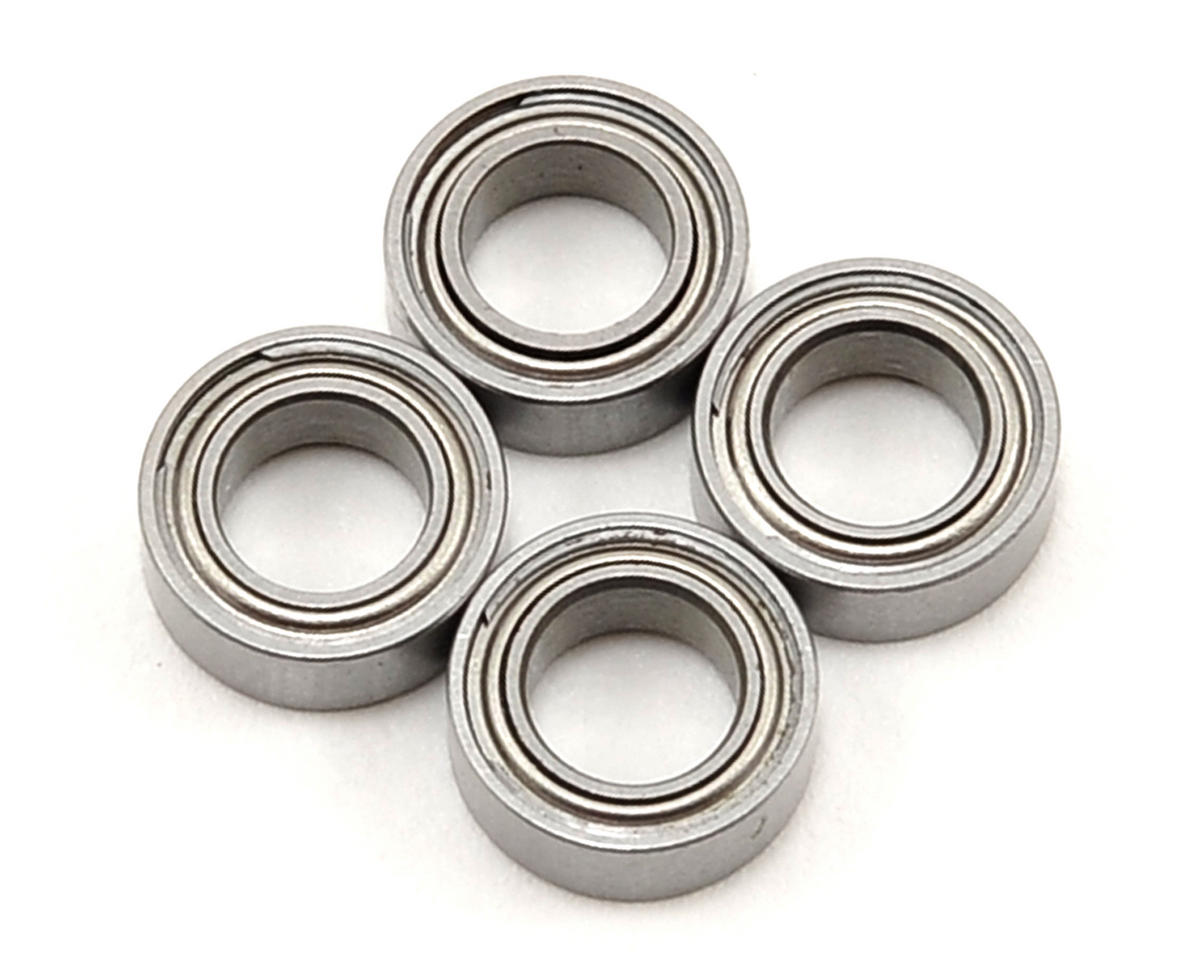 Team Magic 4x7x2.5mm Steel Bearing (4)